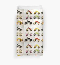Kids' Bikes Duvet Cover
