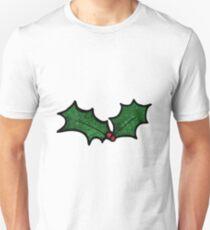 cartoon holly Unisex T-Shirt