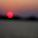 red sunset blurrrrrrrrr by glendram
