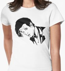 11th Doctor Womens Fitted T-Shirt