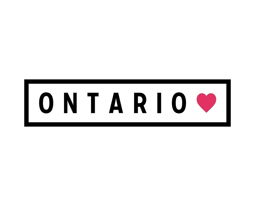 Ontario Canada Lite by Binary Studio