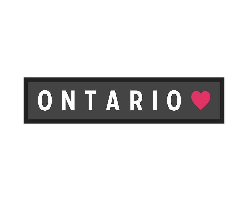 Ontario Canada by Binary Studio