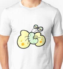 funny cartoon butterfly Unisex T-Shirt