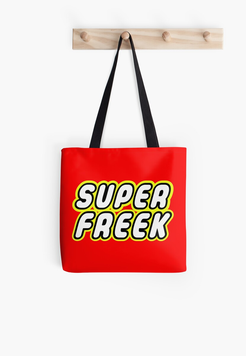 SUPER FREEK by Customize My Minifig