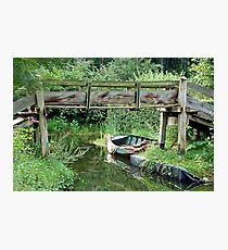 Giethoorn - Nederland Photographic Print
