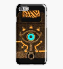 The Sheikah Slate Phone Case iPhone Case/Skin