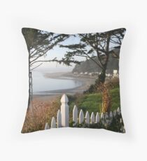 Netarts Throw Pillow