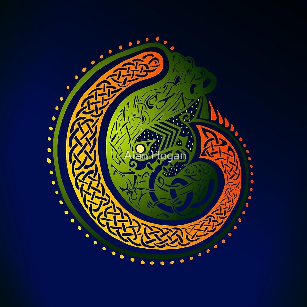 Celtic Twist by Alan Hogan