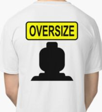 Oversize Minifig Classic T-Shirt