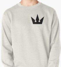 Kingdom Hearts Crown Pullover Sweatshirt