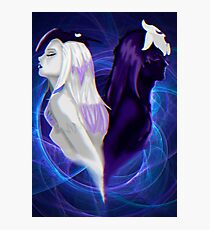 Kindred (League of Legends) Photographic Print