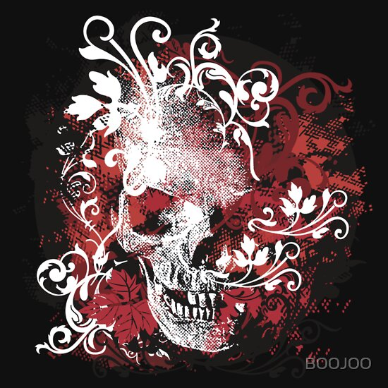 TShirtGifter presents: skull