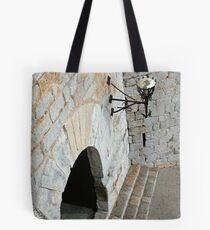 """Templar Castle"" Tote Bag"