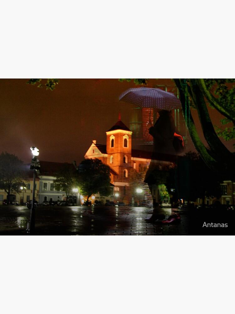 Rainwomen by Antanas