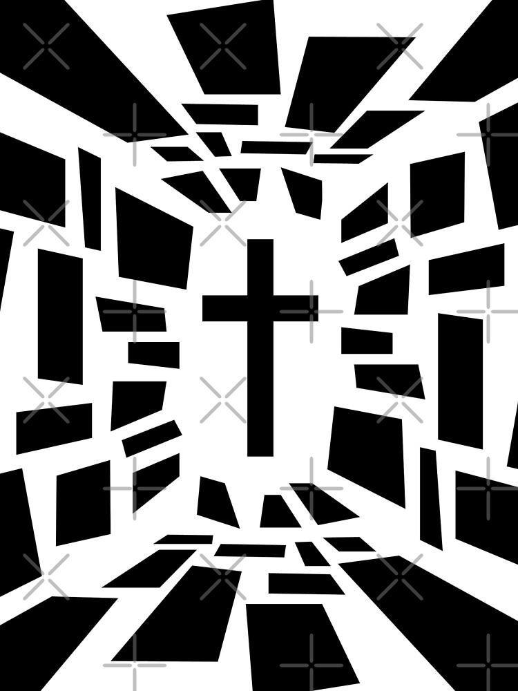 Christian Cross by morningdance