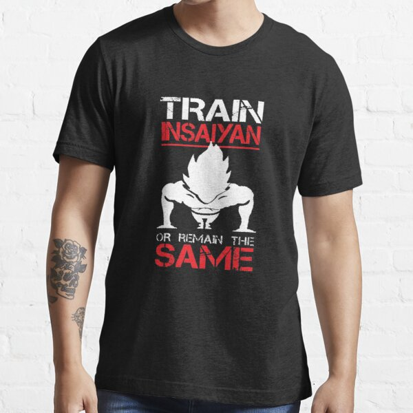 Train INsaiyan T-shirt essentiel