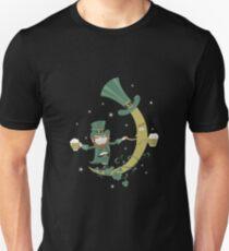 Traditional Leprechaun - St Patricks Day 2017 - Vintage T-Shirt
