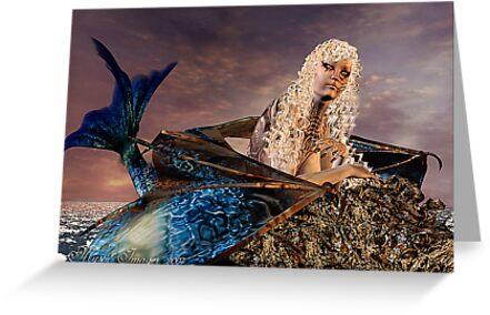Demon Mermaid 2 by Heztia