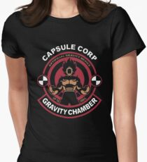 Capsule Corp - Vegeta Women's Fitted T-Shirt