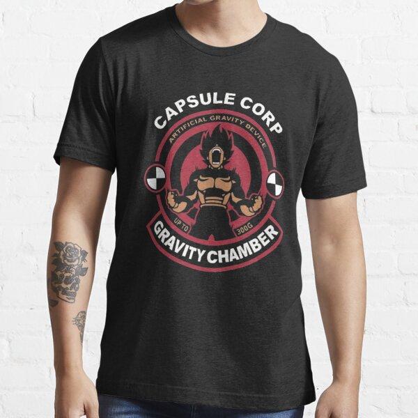 Capsule Corp - Vegeta Camiseta esencial