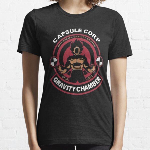 Capsule Corp - Vegeta Essential T-Shirt