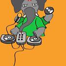 DJ Endangered 2.0 by jumpy