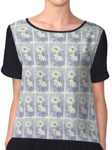 The two little Daisies Chiffon Top