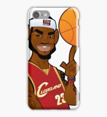 Lebron  iPhone Case/Skin
