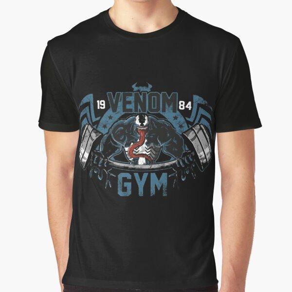 Venom GYM Graphic T-Shirt