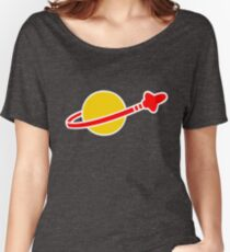LEGO Space Man Logo Women's Relaxed Fit T-Shirt