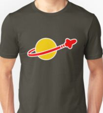 LEGO Space Man Logo Unisex T-Shirt