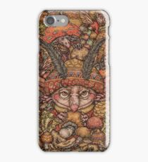 A Study on Funghi and Their Relative Goblins iPhone Case/Skin