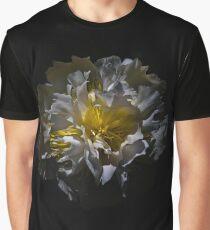Backyard Flowers 25 Color Version Graphic T-Shirt
