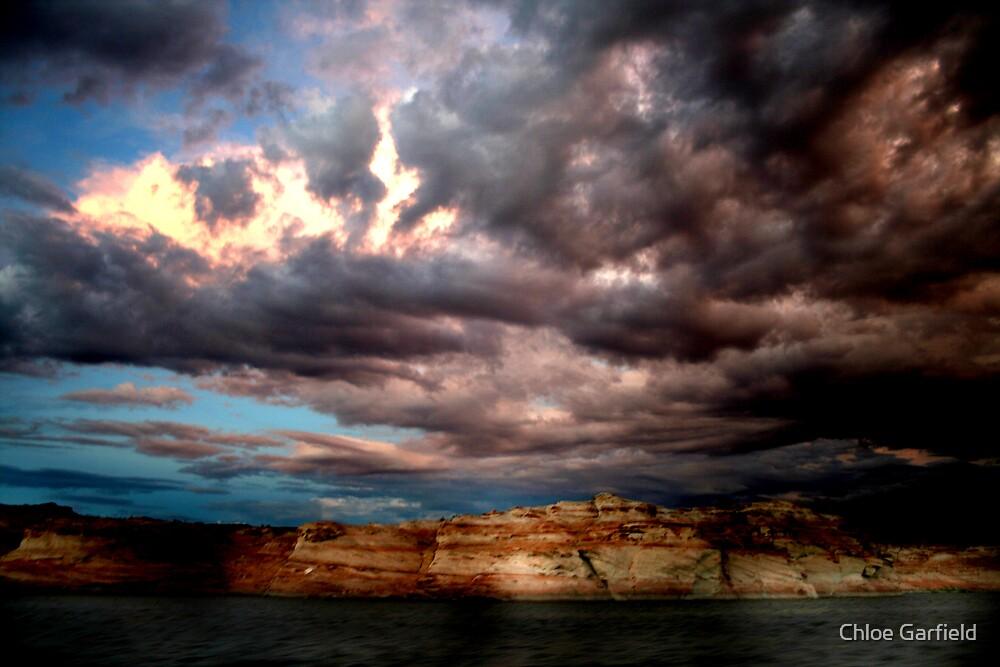 Crazy Storm by Chloe Garfield