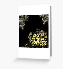 Flowers to Intoxicate Me Greeting Card