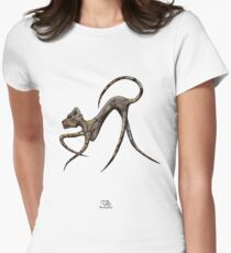 Romantus Collection: Alley Womens Fitted T-Shirt