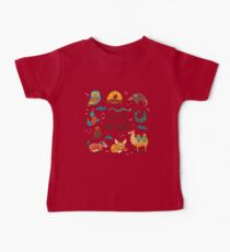 Desert animals Baby Tee
