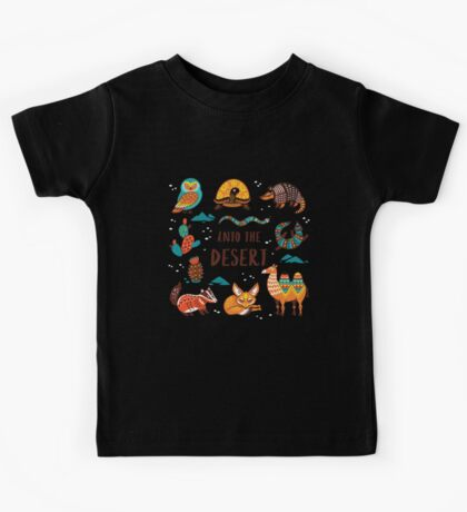 Desert animals Kids Clothes