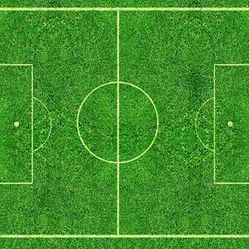 Soccer Pitch by superkickparty