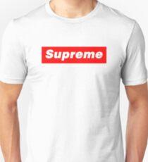 Supreme Unisex Unisex T-Shirt