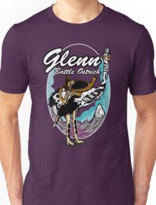 Glenn, Battle Ostrich T-Shirt