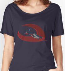 PKMN Mega Salamence  Women's Relaxed Fit T-Shirt