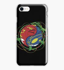 Mega Rayquaza Pokemon iPhone Case/Skin