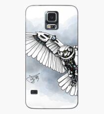 Lazer owl Case/Skin for Samsung Galaxy