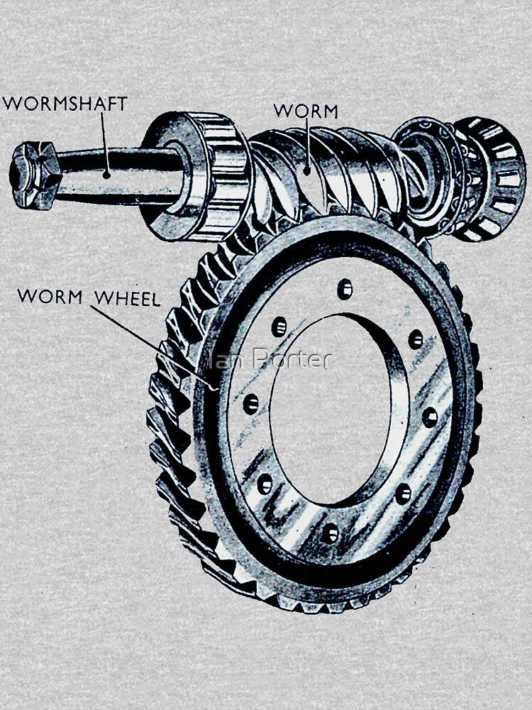 Worm Drive by procrest