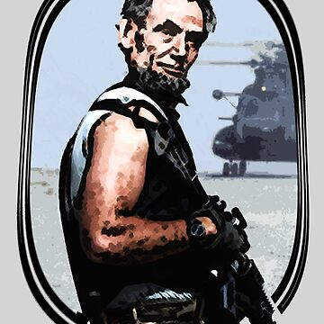 Operator Abe  by zingarostudios