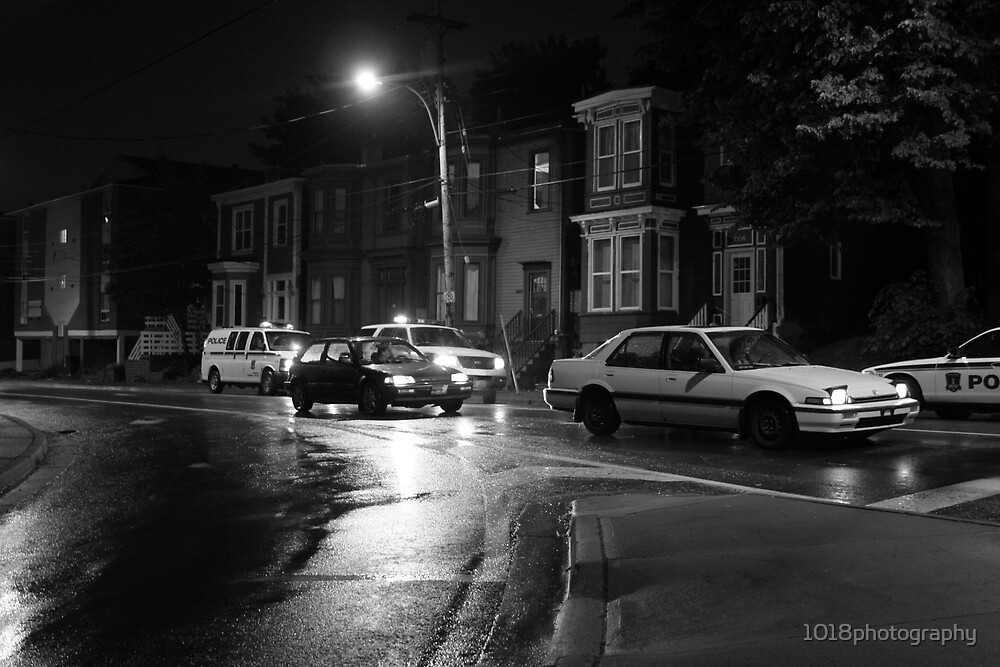 it was a dark and stormy night... by 1018photography