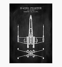 Tie Fighter Photographic Print