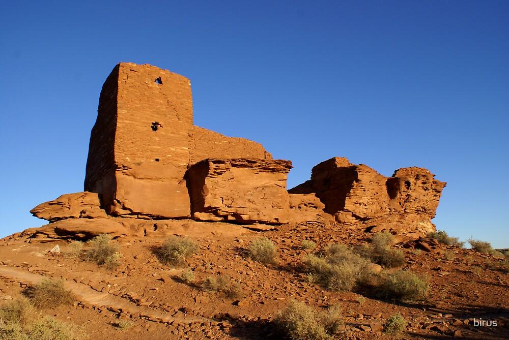 wupatki pueblo ruins by birus