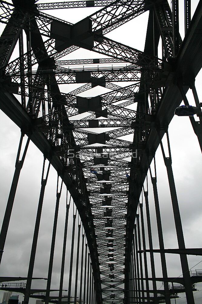 Under the span by Sara Lamond